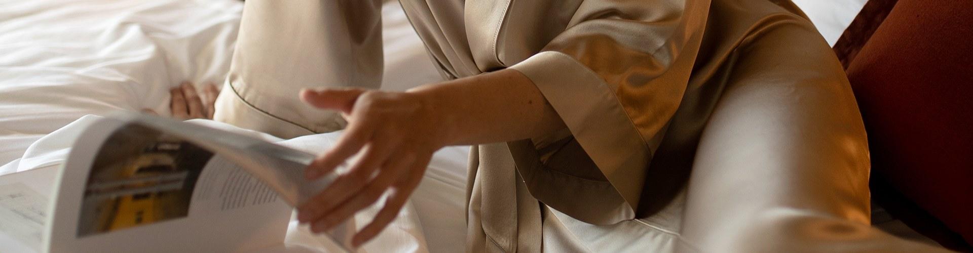 Marbel Silk Loungewear
