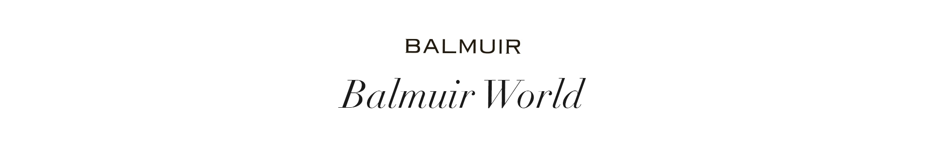 Balmuir World