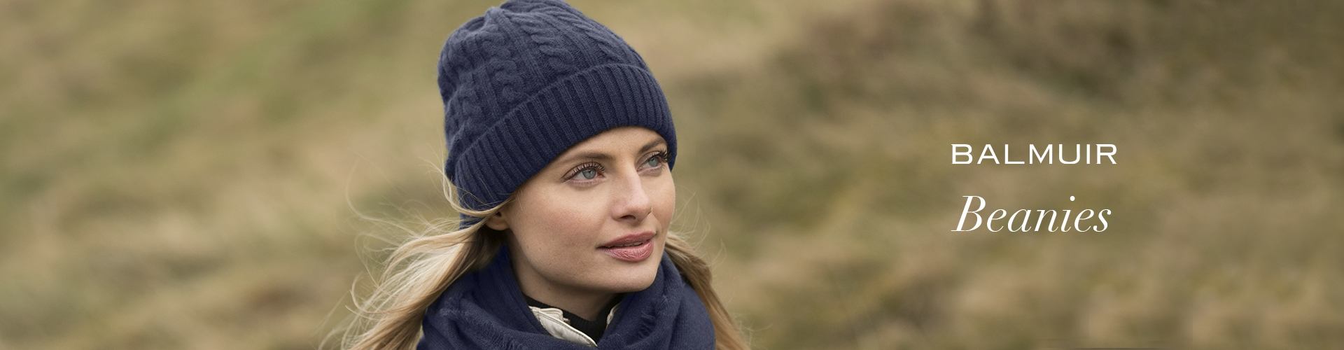 bb337829b9910 Extremely warm and soft Balmuir beanies are made of the finest