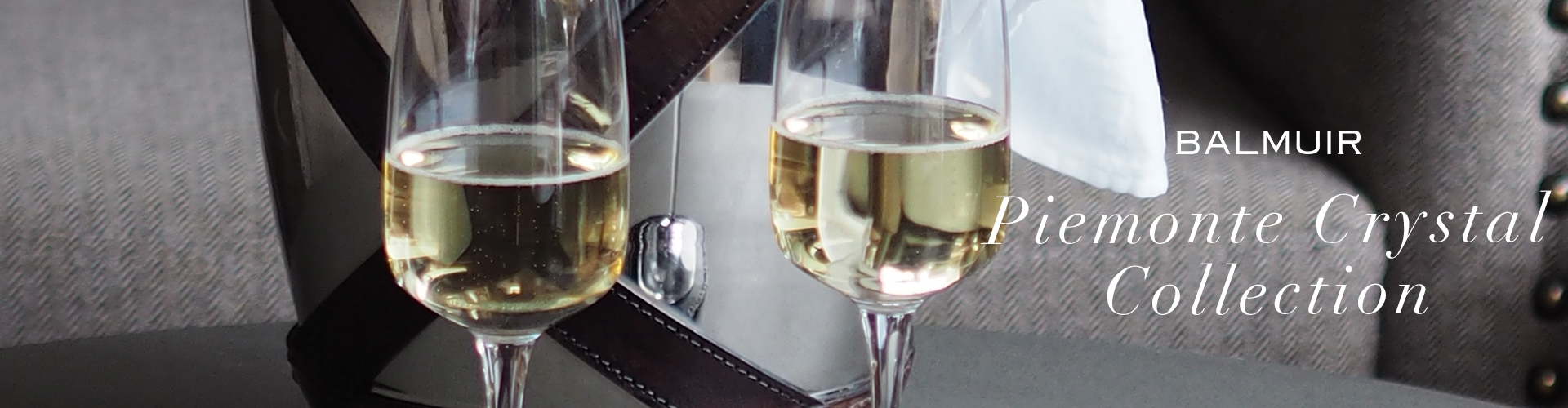Piemonte crystal collection