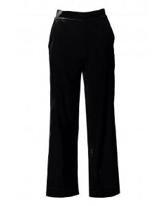 Viola wide trousers, XS-XL, black