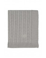 Ambel Throw 130x170cm, grey
