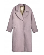 Greta coat, 34-42, lavender