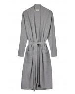 Lausanne robe, XS-L, melange grey
