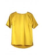Molly t-shirt, XS-XL, gold yellow