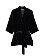 Vera kimono jacket, XS-XL, black