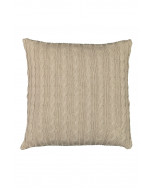 Ambel cushion cover, 50x50cm, light sand