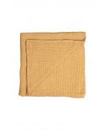 Capri waffle towel, several sizes, straw
