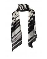 Felicy scarf, 65x190cm, black