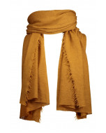 Helsinki scarf, 70x195cm, brown sugar