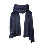 Helsinki scarf, several sizes, midnight