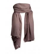 Helsinki scarf, 70x195cm, purple grey