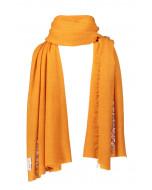 Helsinki scarf, several sizes, sunflower