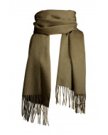 Highland scarf, several sizes, green army