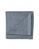 Lugano towel, several sizes, stormy blue