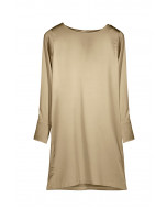 Marciana dress, XS-XL, light taupe