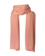 Montblanc scarf, 70x180cm, light grey melange