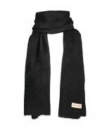 Thea scarf, 40x200cm, black