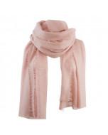 Helsinki scarf silver pink