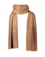 Thea scarf, 40x200cm, camel melange