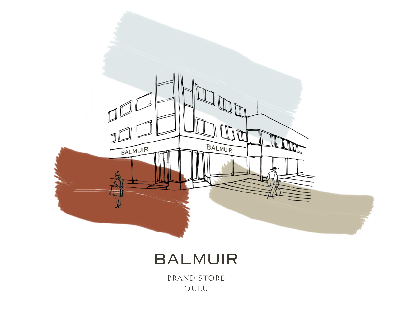 Balmuir Brand Store Oulu