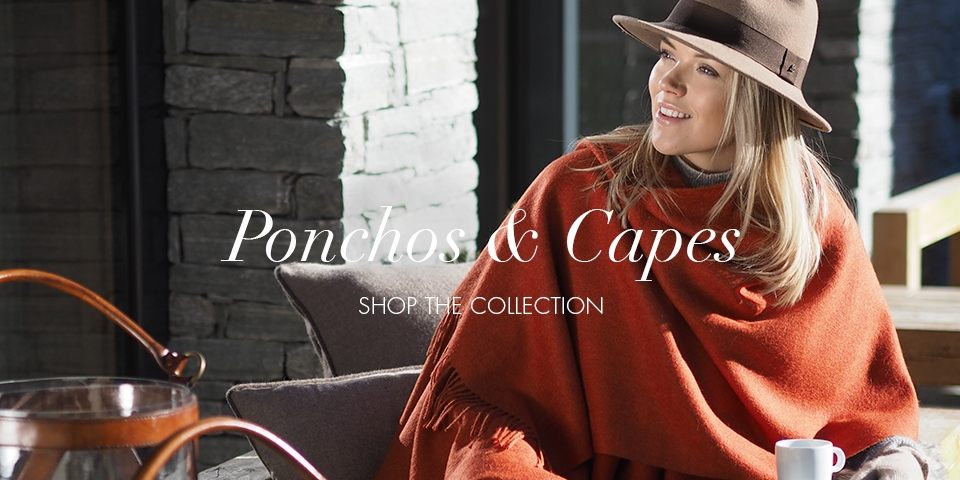 Ponchos and capes