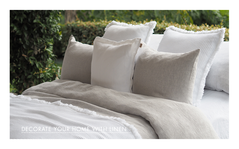 Decorate with Linen