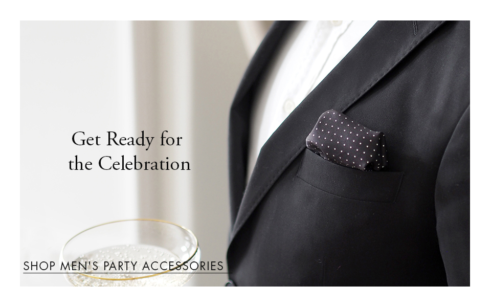 Mens party accessories