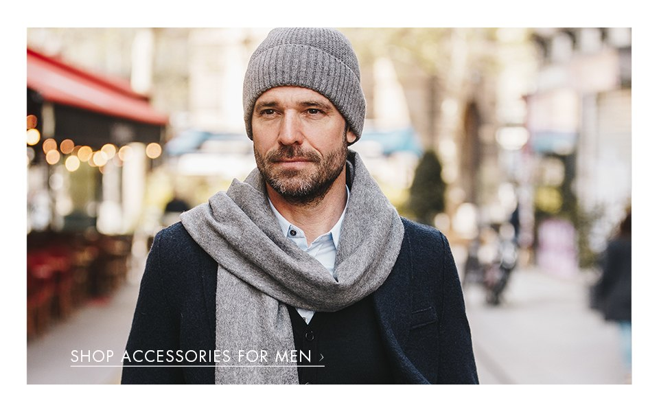 Balmuir scarves for men