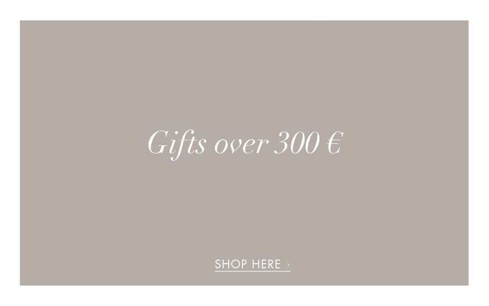 Gifts over 300 €