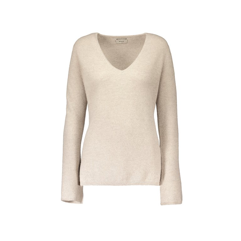 Balmuir BMuir Alexa V-neck knit